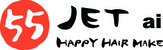55JET  ai  HAPPY  HAIR  MAKE